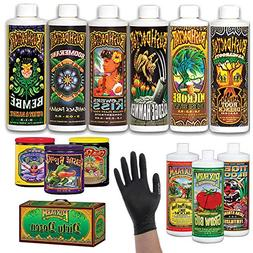 FOXFARM DIRTY DOZEN STARTER KIT NUTRIENT HYDROPONIC TIGER BL