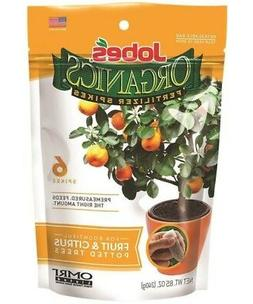 EASY GARDENER INC Fruit & Citrus Fertilizer Spikes, 3-5-5, 6
