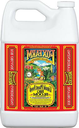 fx14003 1 gallon foxfarm big bloom liquid
