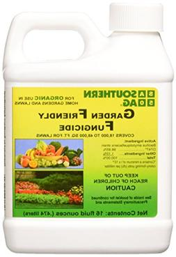 Southern Ag Garden Friendly Fungicide 16 oz. 1 Pint OMRI Cer