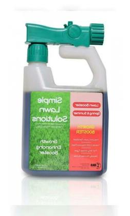 Extreme Grass Growth Lawn Booster- Natural Liquid Spray Conc