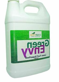 Green Envy- Lawn Turf Superfood, 1 Gallon Concentrate