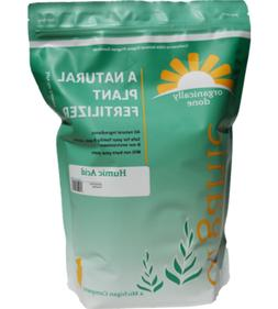Organically Done Humic Acid All Natural Dry Plant Fertilizer