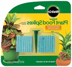 Miracle Gro Indoor Plant Food 48 Spikes