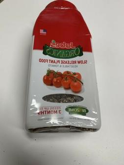 Jobe's 09086 Organics Plant Food For Vegetable & Tomato, 1 L