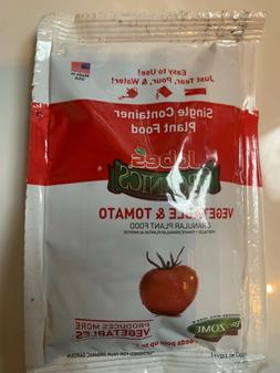 JOBE'S Organics Vegetable & Tomato Fertilizer Single Contain