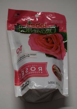 Jobe's Organics Rose Fertilizer Spikes, 3-5-3 Time Release