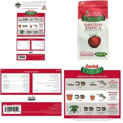Jobe'S Organics Vegetable  Tomato Fertilizer 2-5-3 Organic