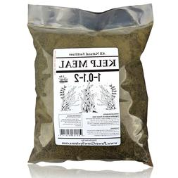 KELP Meal Organic Kelp Natural Fertilizer in Bulk