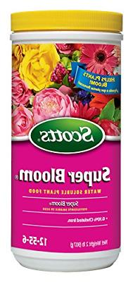 Scotts 110500 Super Bloom Water Soluble Plant Food 2-Pound 2
