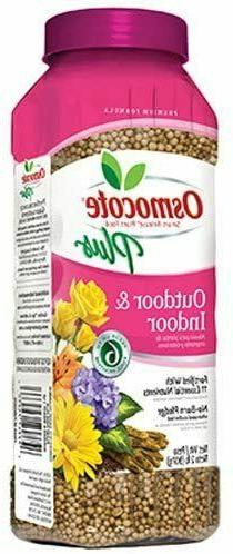 Osmocote 274250 Smart-Release Plant Food Plus Outdoor & Indo