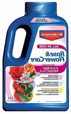 NEW Bayer Advanced 701110 All In One Rose And Flower Care Gr