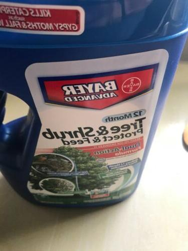 Bayer Advanced Month and Protect 4-Pound