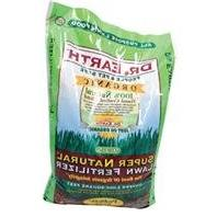 Dr. Earth 715 Super Natural Lawn Fertilizer, 18-Pound