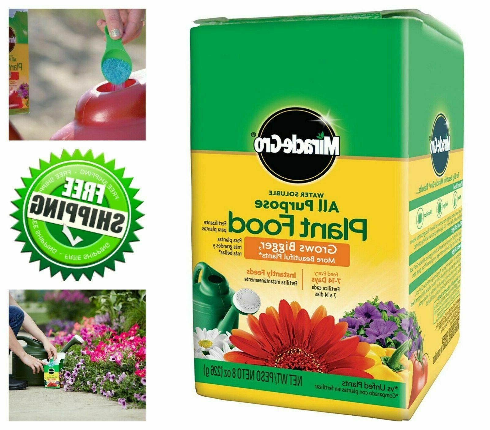 8 oz water soluble all purpose plant