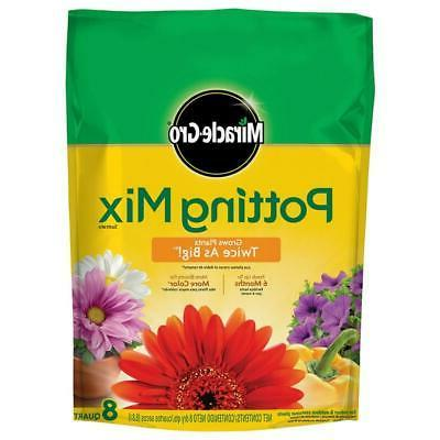 Miracle-Gro Potting Soil Mix - Feeds to 6 months - Potting Mix