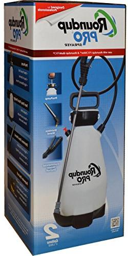 Roundup PRO Sprayer for Fertilizers, Weed Killers, and Herbicides