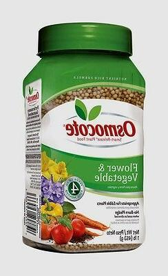 OSMOCOTE Fertilizer Plant Food Granules For Flowers Vegetabl