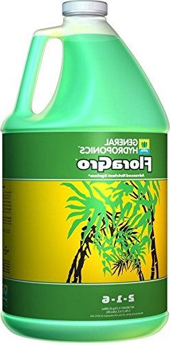 GENERAL HYDROPONICS  Gallon of FloraGro Liquid Plant Growth