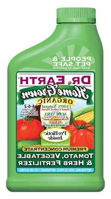 Dr. Earth Home Grown Tomato, Vegetable & Herb Fertilizer 24
