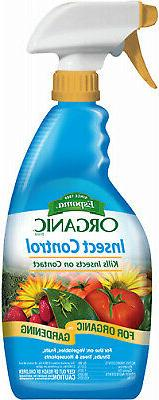 Insect Control for Organic Gardening, 24-oz.