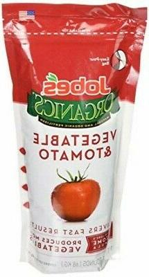 Jobes Organic Vegetable & Tomato Fertilizer