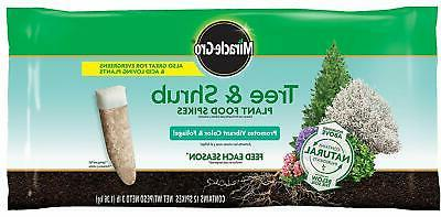 Miracle-Gro Tree Fertilizer Spikes 12