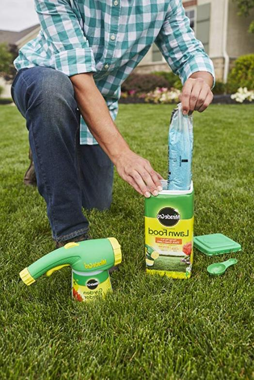 Miracle-Gro Soluble Food