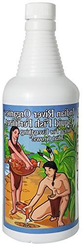 Indian River Organics OMRI Listed Organic, Hydrolyzed Liquid