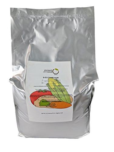 organic bone meal 0 plus