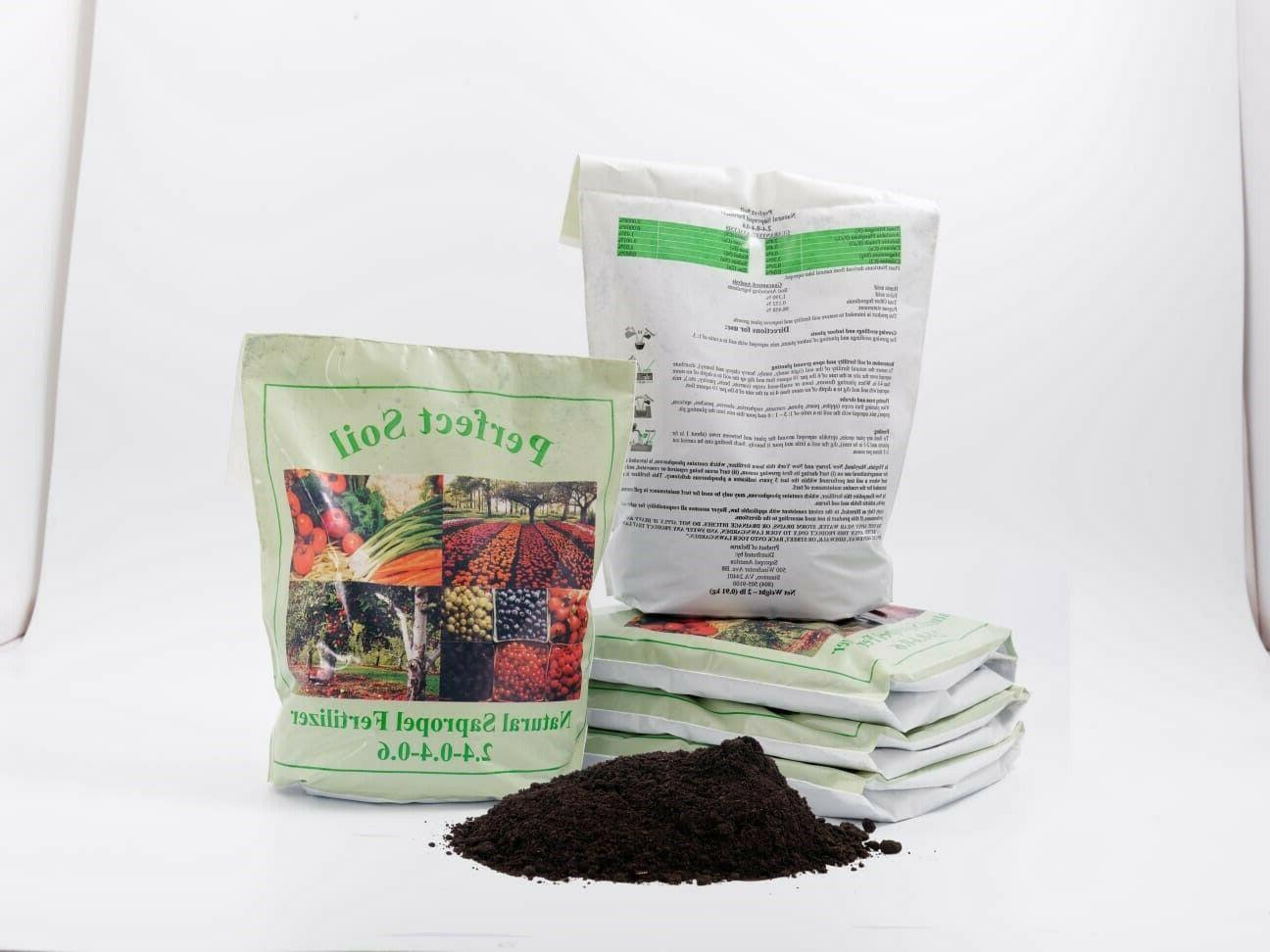 Perfect Soil Organic Fertilizer All Growth Support