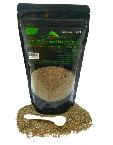 Slow Release Granules With