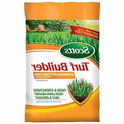 turf builder lawn food summerguard with insect