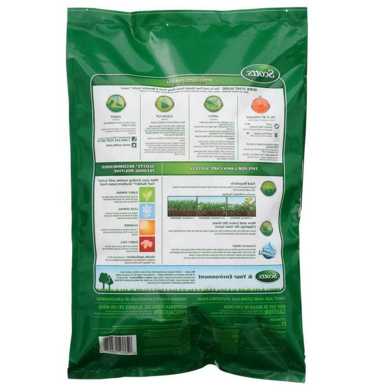 Scotts Builder Lawn Grass All Purpose