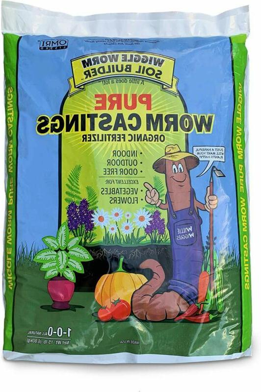unco industries wwsb15lb wiggle worm soil builder