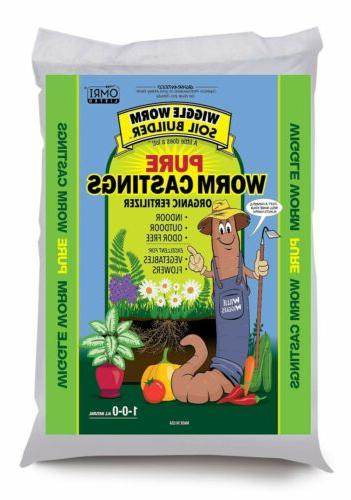 wiggle worm soil builder earthworm