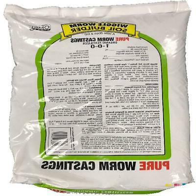 Wiggle Worm WWSB30LB Unco Industries Builder 30 Compost,