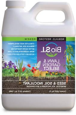 Bio SI Lawn and Garden Select Soil Conditioner, Quart