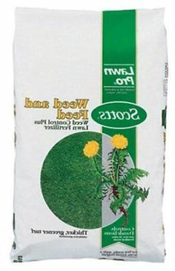 Scotts LawnPro Weed and Feed Weed Control Plus Lawn Fertiliz