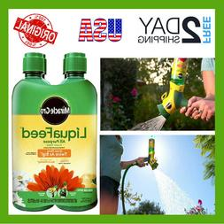 LiquaFeed All Purpose Plant Food Refill Pack For Flowers Veg