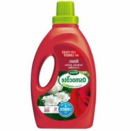 Osmocote LIQUID PLANT FOOD CONCENTRATE 1L Rose, Gardenia & A