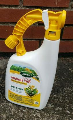 Liquid Turf Builder With Plus2 Weed Control Rts, No. 5620160