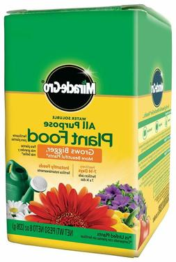 Miracle Gro Grow Houseplant Flowers Vegetable Garden All Pur