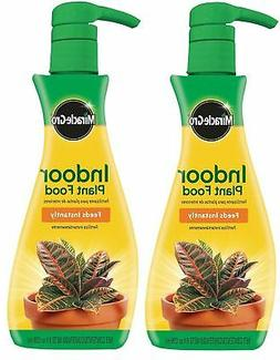 Miracle-Gro Indoor Plant Food, 8-Ounce