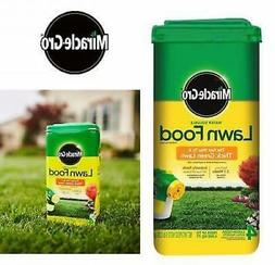 Miracle Gro Lawn Fertilizer 5 Lbs Water Soluble Fast Grow Th