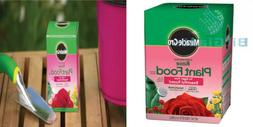 miracle gro rose plant food 1 5