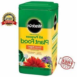 Miracle-Gro Water Soluble All Purpose Plant Food 5-Lb Indoor