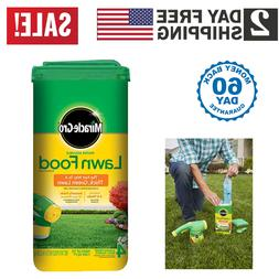 Miracle-Gro Water Soluble Lawn Food - 5 lbs  FREE2DAYSHIP