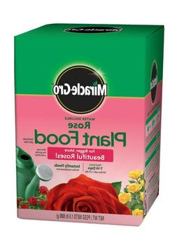 Miracle-Gro Water Soluble Rose Plant Food 1.5-lb for Bigger