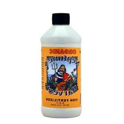 Neptune's Harvest Fish Fertilzer - Orange Label - 18 oz